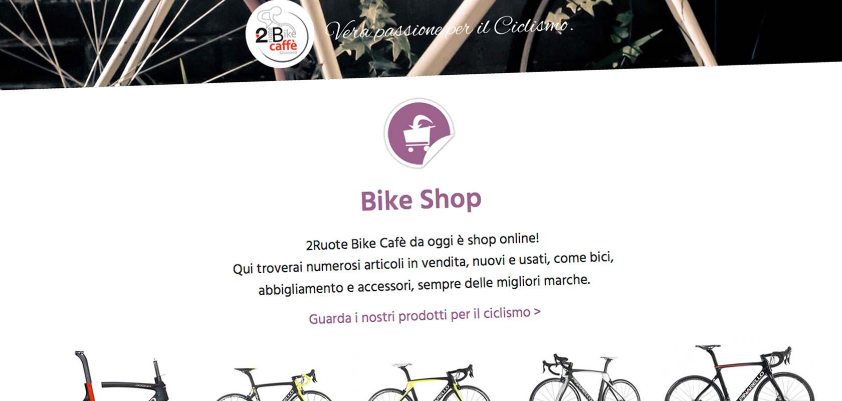 TidiWeb - 2ruote Bike Cafe Giussano